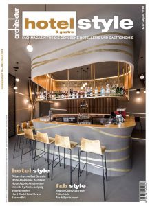 Hotelstyle eMagazin März/April 2018