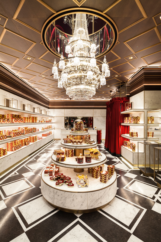 Feines Eck Sacher Eck Wien Hotelstyle At Hotelstyle At