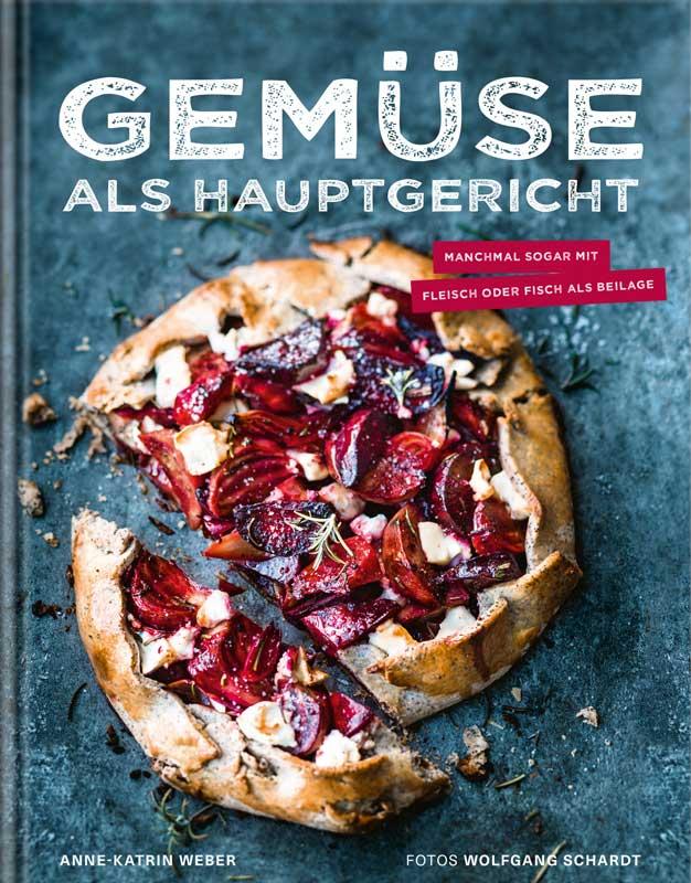 Buch Gemuese als Hauptgericht
