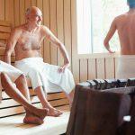 Österreich schwitzt sich gesund – Sauna