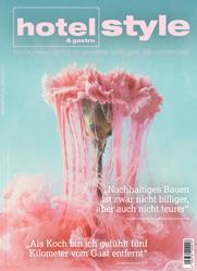 Hotelstyle eMagazin  Mai/Juni 2019