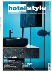 Hotelstyle eMagazin Dezember 2018