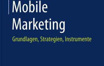 Buchtipp: Mobile Marketing von Daniel Rieber
