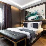Mit barocken Wurzeln – Hotel Pacai