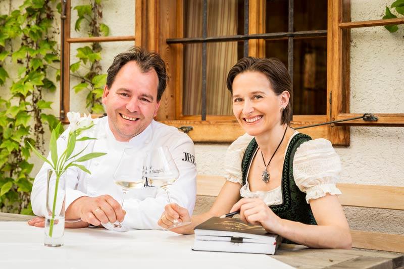 Veronika und Uwe Machreich