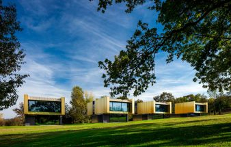 Edel und effizient – The Lodge