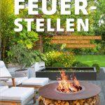 Buchtipp: Feuerstellen von Gartenplaner Lars Weigelt