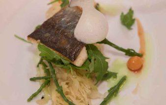Sauerkraut, Ingwer und Fisch? – Seesaibling