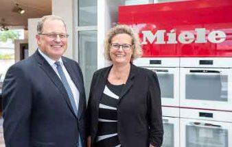 Neue Geschäftsführerin bei Miele Österreich – Mag. Sandra Kolleth