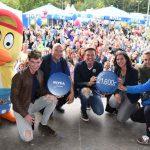 Nivea Familienfest unterstützt das SOS-Kinderdorf