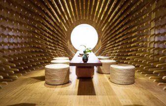 Das spirituelle Teehaus in Shanghai