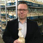 Bio-Pilze aus der Flasche