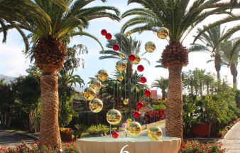 Weihnachtliche Wellness im Ritz auf Teneriffa