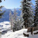 Traumhafte Aussicht im Wanderhotel Gassner
