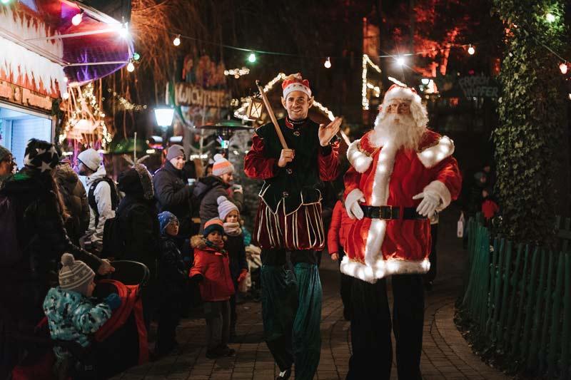 Freizeitpark Familypark weihnachten