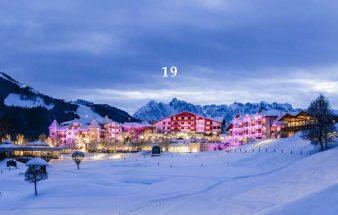 Glamour und Festlichkeit in den Tiroler Bergen