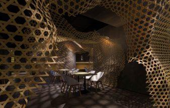 Chuan's Kitchen in Foshan – Gewinner Surface Interiors