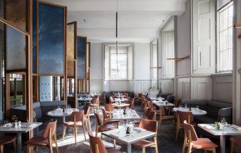 Gemütliches Café mit italienischem Flair
