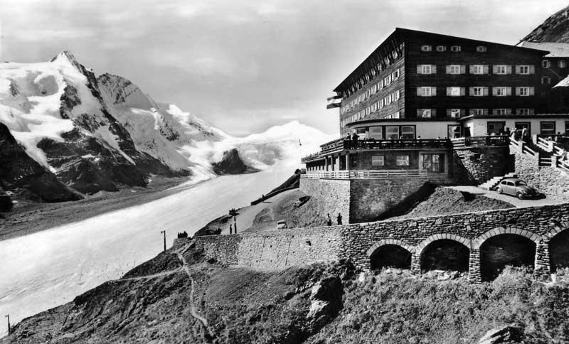 Alpenhotels-Pasterze-Grossglockner