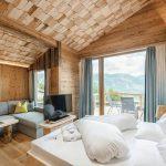 Hütten am Dach – Sky Chalets