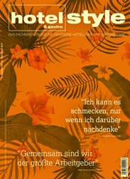 Hotelstyle eMagazin  März/April 2019