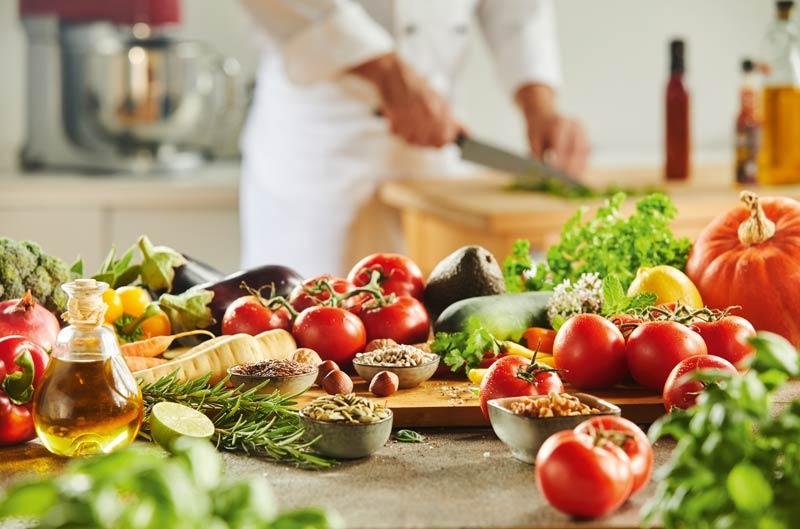 gesundes Essen exclusive-design