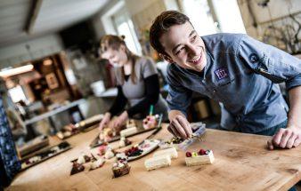 Zuckerbäcker aus Leidenschaft – Dominik Fitz