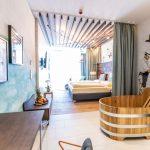 Umweltfreundliche Entspannung – Gartenzimmer