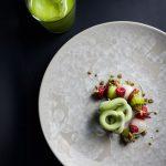 Dessert-Menü  in sechs Gängen – CODA Berlin