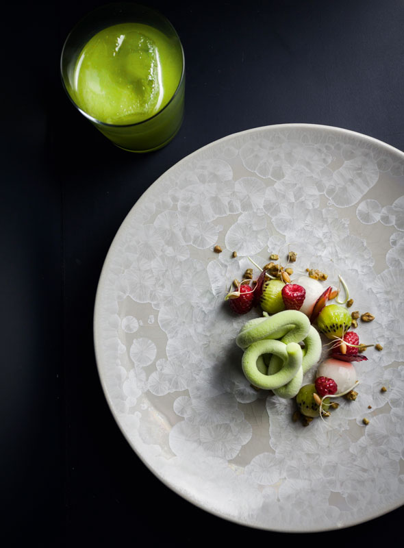 CODA Kiwi Dessert