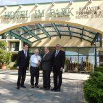 Romantik Hotel im Park unter neuer Führung