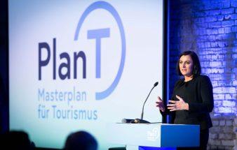 Plan T für Tourismus  und Nachhaltigkeit