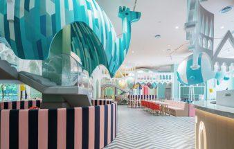 Neobio Kids Restaurant  in Shanghai