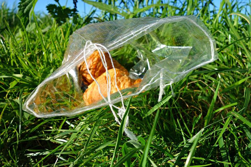 Plastikverbot Plastiksackerl