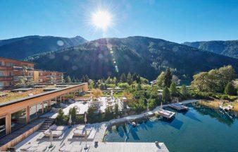 Design  und Natur – Arosea Life Balance Hotel