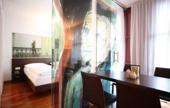 Kunst als Konzept – arte Hotel Linz****