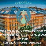 10jähriges Jubiläum der European HEALTH & SPA AWARDs