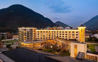 SkyLounge im Hotel Royal Bad Ischl