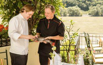 Aus dem Wasser, auf den Tisch – Gerhard Heinzle