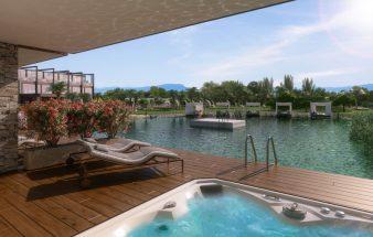 See, Pool und  Seeblick – Quellenhof