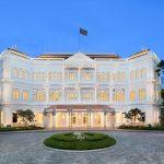 Wiedereröffnung in Asien – Raffles Singapore