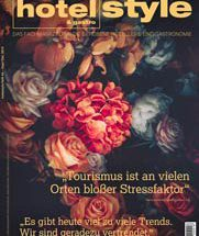 hotelstyle eMagazin September 2019