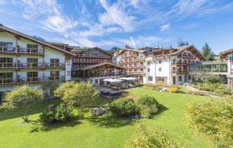 Edel Alpin – Hotel Kitzhof Mountain Design Resort