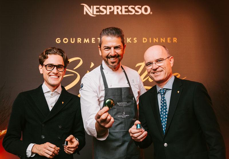 Nespresso Gourmet Weeks 2020